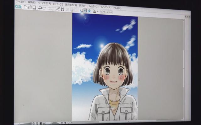 小沢かな先生後編_011_ライブドローイング11