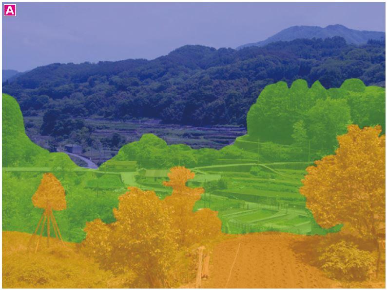 背景講座写真を元にした美麗風景イラストの描き方 イラスト
