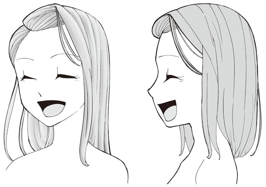 創作資料キャラクターに感情を宿す表情の描き方 イラスト