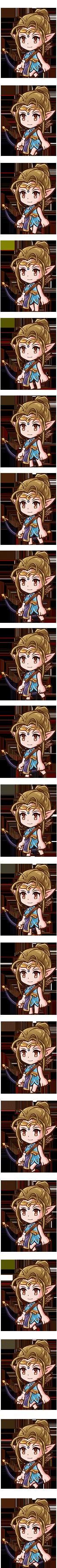 エルフの弓士エステル