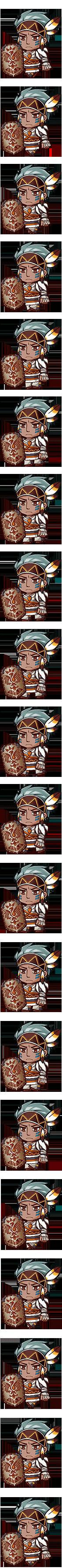武族の勇者ンガポゴ