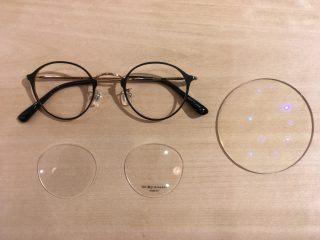 【Oh My Glasses TOKYO】レンズ交換サービスのご紹介!