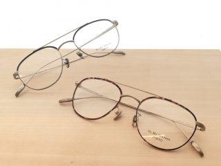 【Oh My Glasses TOKYO】新作フレームのご紹介