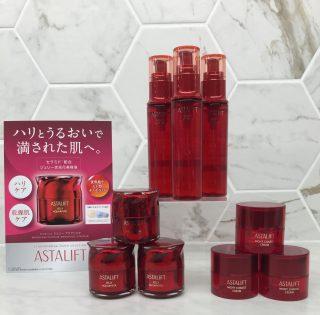 ASTALIFT セット品発売