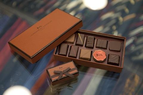 ノベルティチョコレート
