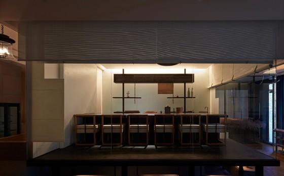 「HIGASHIYA GINZA」が新装開店