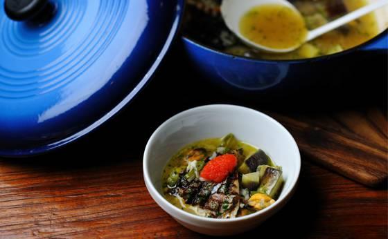 第5回:ニキータの味覚を楽しませる ほっこり鍋にバラエティ薬味