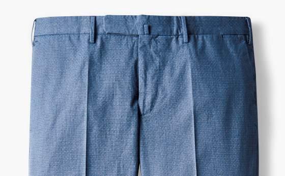 オフィチーナ スローウエア×インコテックスの美脚パンツ、完売です!