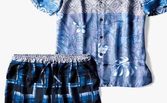 エディフィス×ピエール ルイ マシアの別注シャツ&ショーツ、売れ行き好調です!