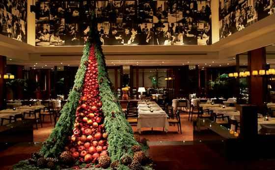 「パーク ハイアット 東京」のクリスマス