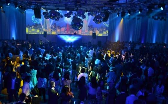 恒例! 「グランド ハイアット 東京」が贈るディスコイベント『CLUB CHIC 2015』が開催