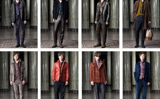 「トラサルディ」が2016-17秋冬コレクションを発表