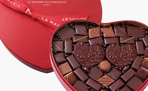 今年オススメの「バレンタイン」チョコレート