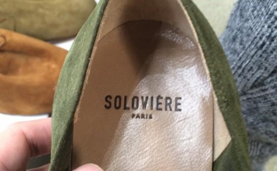 靴を新調したくなりました