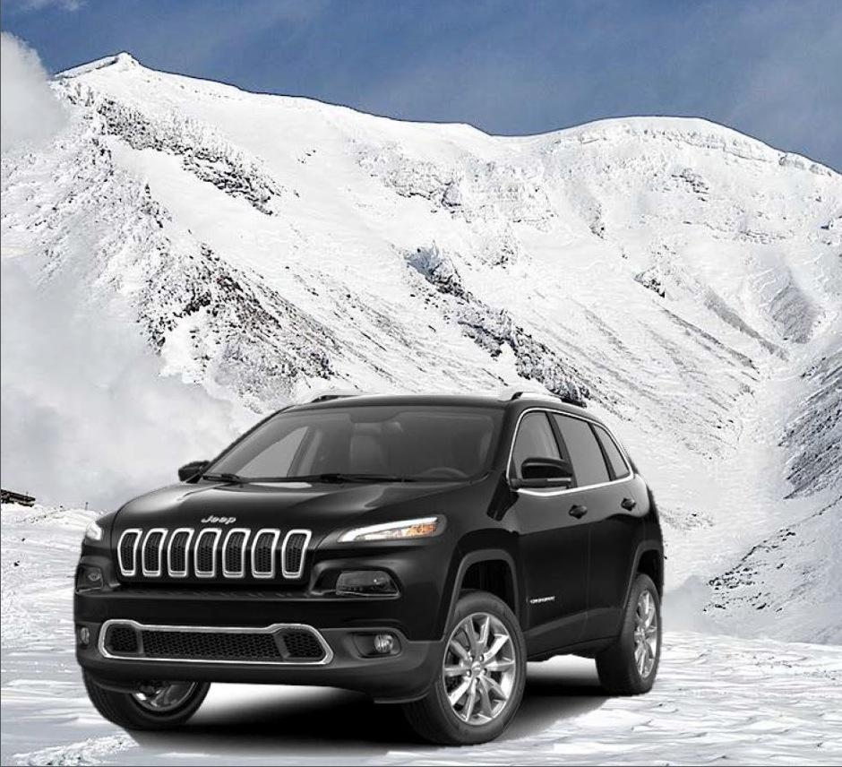 th_jeep×雪