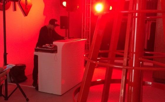 「Beats by Dr.Dre」の新コラボ商品リリースイベントに参入!