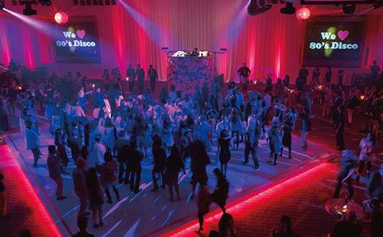 「グランド ハイアット 東京」で『We ♡ 80's Disco』が開催