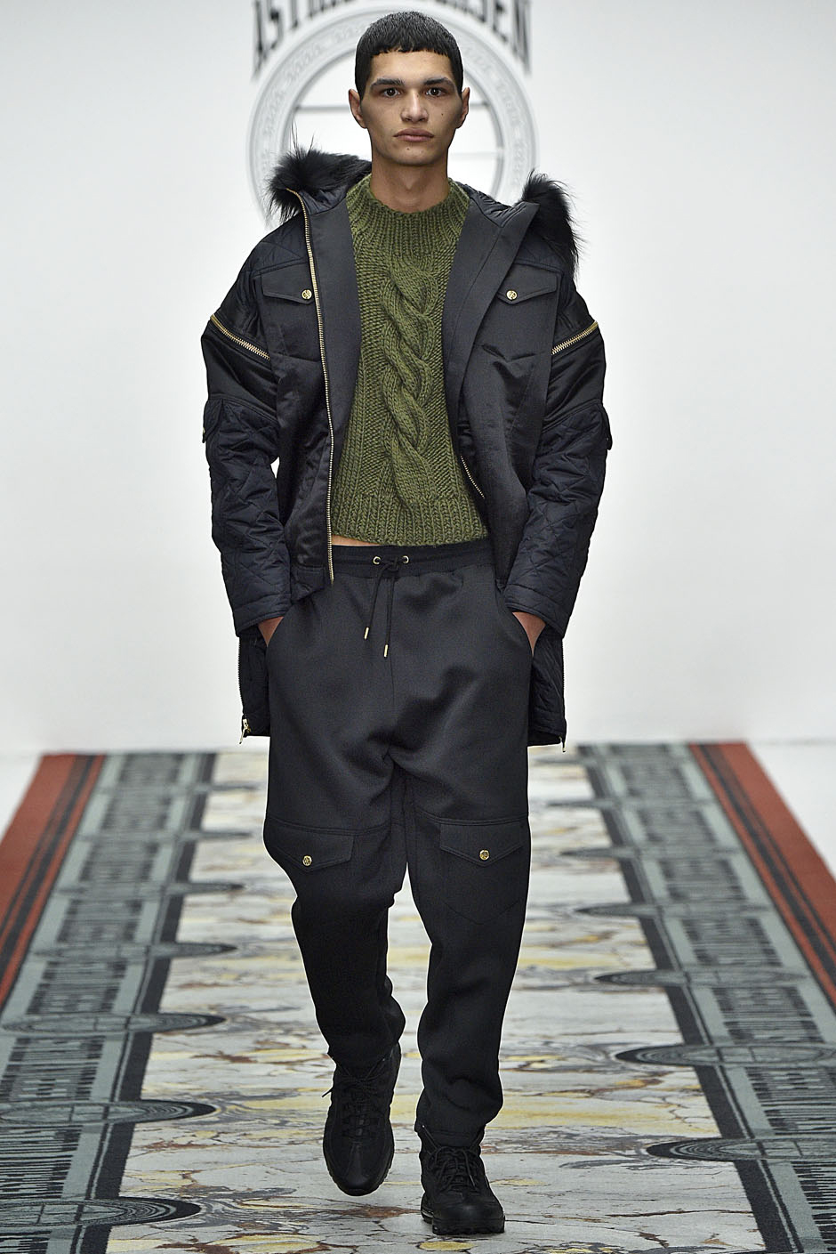 Astrid Andersen London Menswear Fall Winter 2016 January 2016