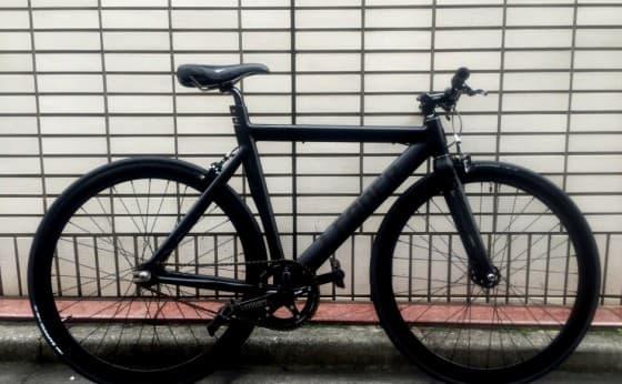 京橋のひと時:リーダーバイクス