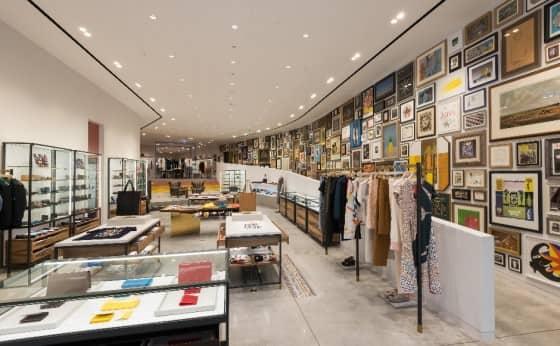 「ポール・スミス」の新店舗『ポール・スミス六本木店』がオープン