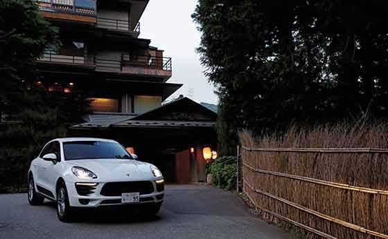 Porsche Macan×しょうげつ