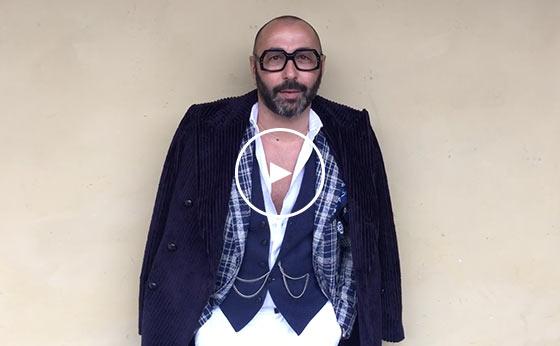No.005 Tagliatore  Mr.Pino Lerario