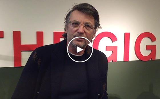 No.002 The GiGi  Mr.Pierluigi Boglioli