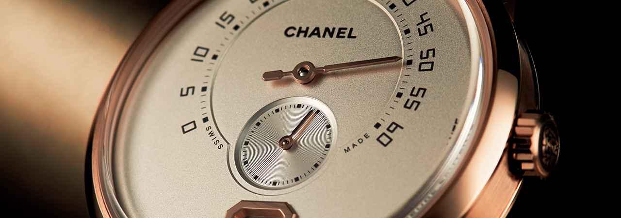 いま、モテる時計はヒネリが上手い!Vol.1