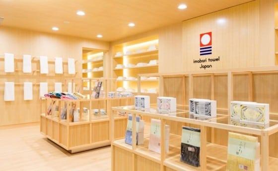 「今治タオル 松山エアポートストア」が松山空港にオープン