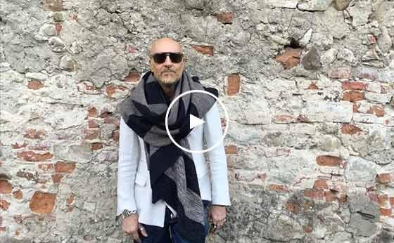No.009 Gabriele Pasini  Mr.Gabriele Pasini