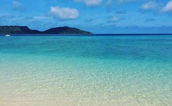 週末 西表島 その1