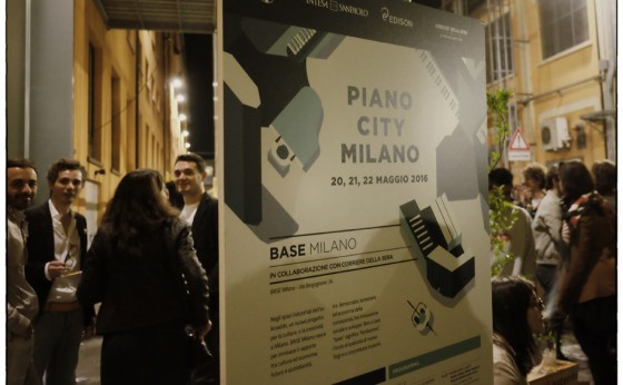 コンサート400本! Piano City Milano
