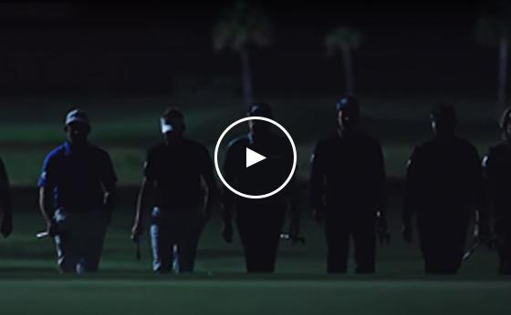 「オーデマ ピゲ」が開催した驚くべきナイトゴルフの全貌がムービーに