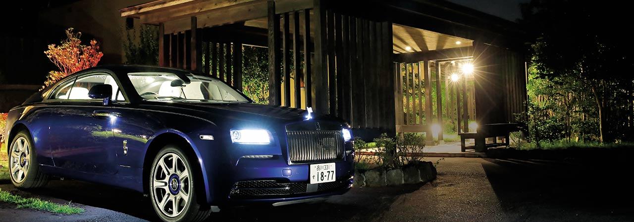 Rolls  Royce Wraith×Tsuki