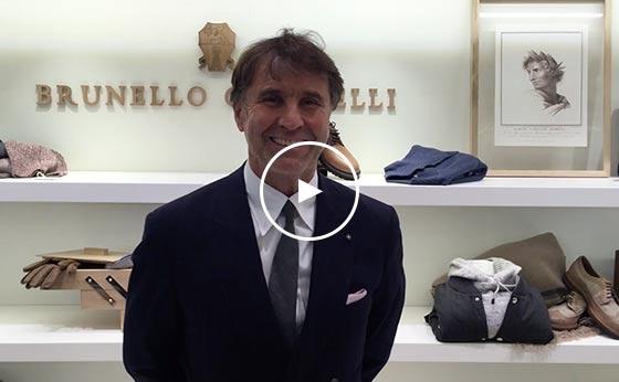 No.015 Brunello Cucinelli  Mr.Brunello Cucinelli