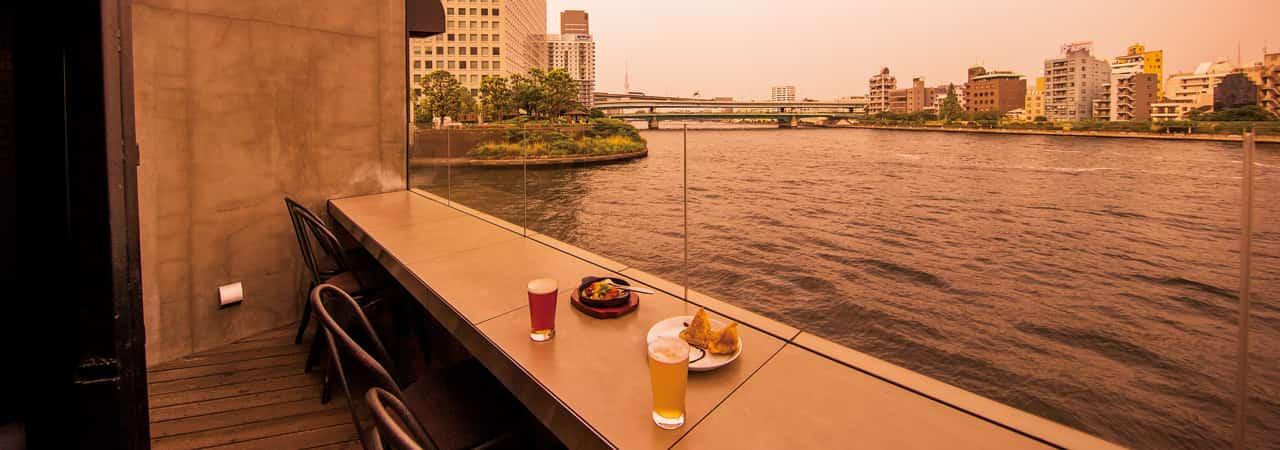 Mile Post Cafe [東京・中央区]