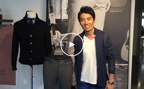 No.0022 Slowear Japan Mr. Yuichiro Suzuki
