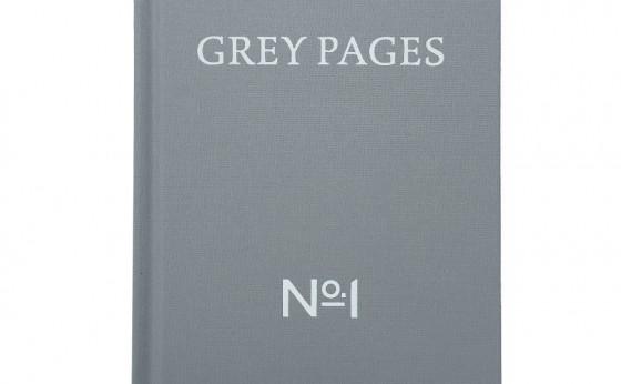 「バニー」が初のブランドブック『GREY PAGES』を発売