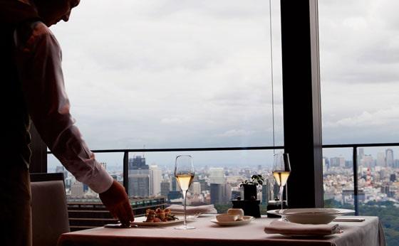ザ・レストラン by アマン[東京・千代田区]