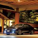 Lexus RC300h × 滝亭