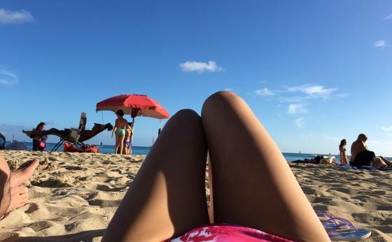 8月――真夏のLounge LEONテーマは『Aloha Night』です!