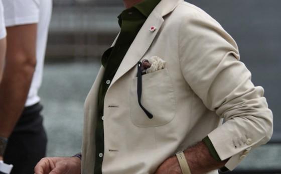 [買えるLEON]ジャケットに余裕をもたらすインナーって