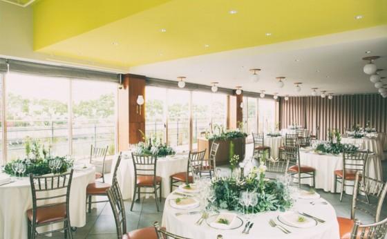 フレンチレストラン「LA TERRASSE NAKANOSHIMA」がグランドオープン