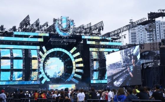 世界の音楽フェスティバル@ULTRA
