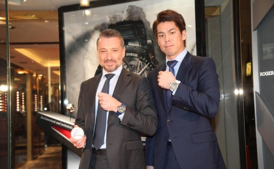 相棒シーズン122~『ロジェ・デュブイ銀座ブティック』オープン編~