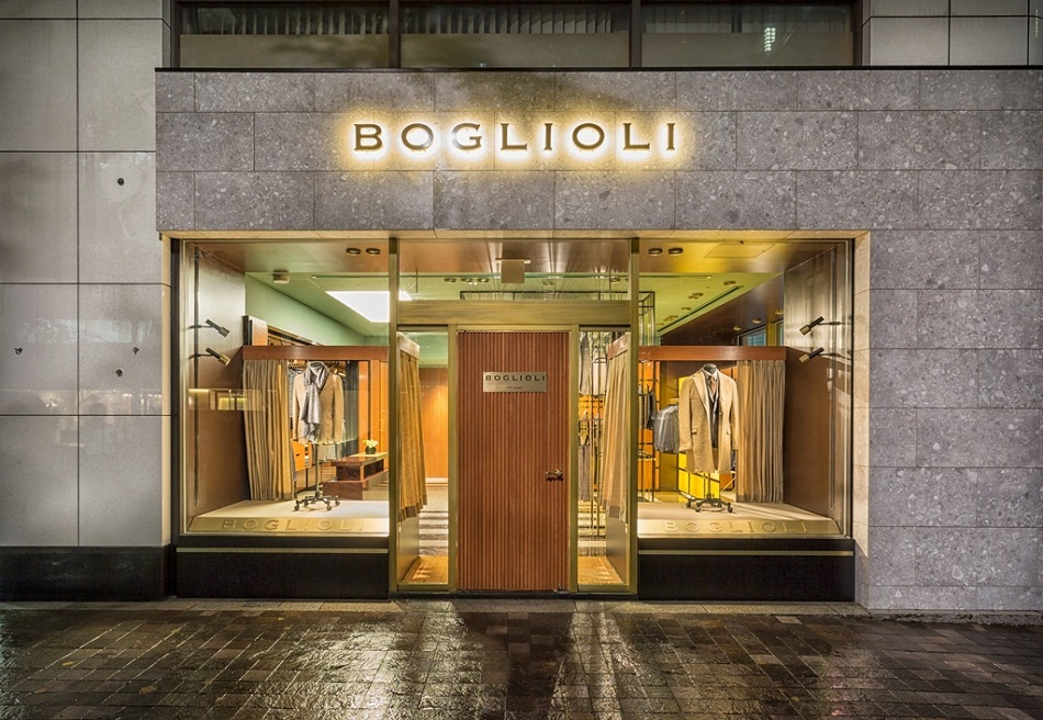 BOGLIOLI_Tokyo_store_外観