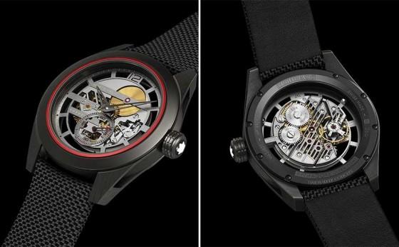 「モンブラン」が時計『モンブラン タイムウォーカー ピタゴール ウルトラライト コンセプト』を発売