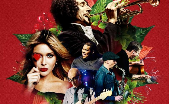 「コットンクラブ」のクリスマスライブが今年も開催