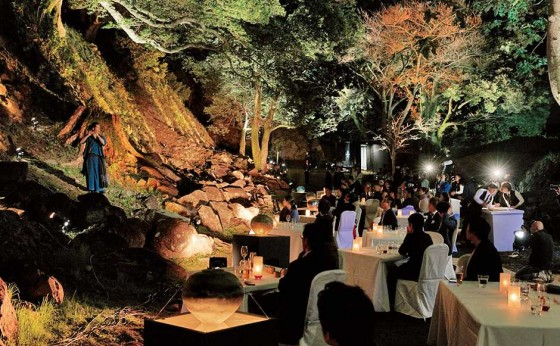 「DINING OUT ARITA & with LEXUS」開催