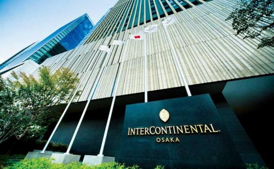 「インターコンチネンタルホテル大阪」の宿泊プラン